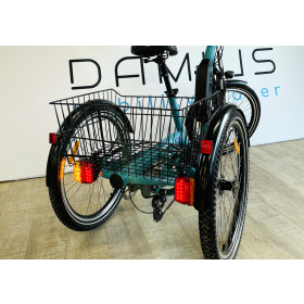 EVASION - Le Tricycle électrique Français