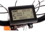 Grand écran LCD assistance électrique