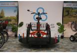 Tricycle moteur pédalier