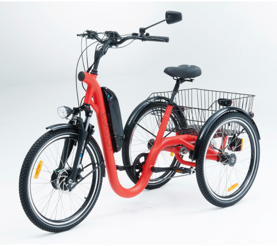 Tricycle électrique adulte Evasion
