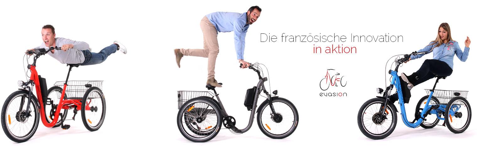 Die französische Innovation in Aktion!