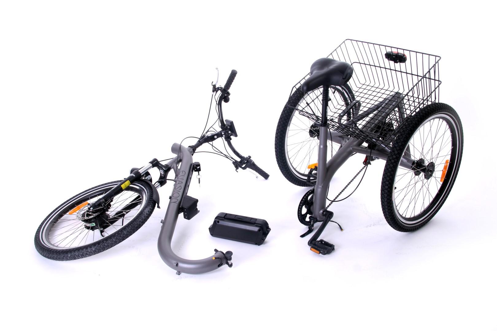 Transport Facile - Cadre séparable en 2 parties